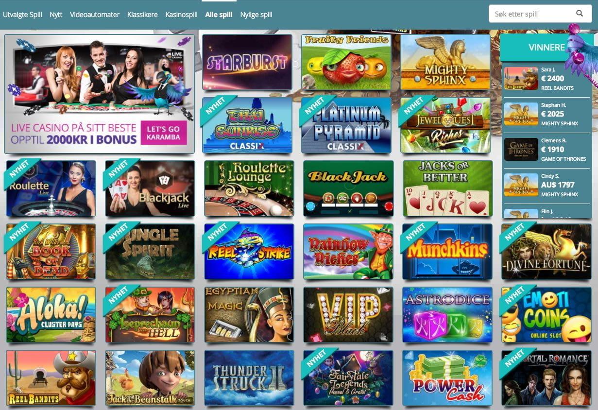 Live casino 2019 king casino bonus